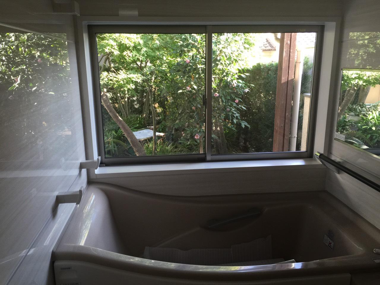 早島町浴室工事 完成写真