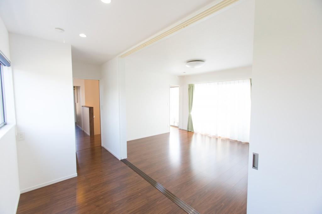 早島町新築工事 子供室の写真
