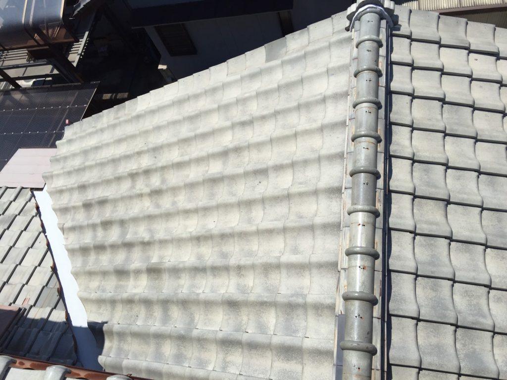 早島町屋根工事 完了写真①