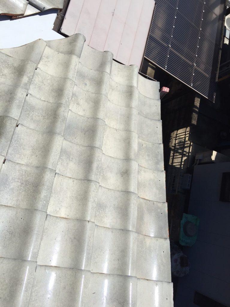 早島町屋根工事 完了写真⑨