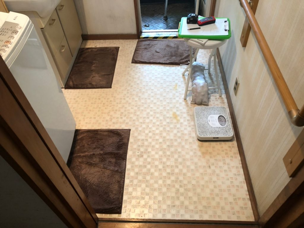 早島町 浴室工事